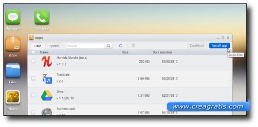 Immagine generica di una schermata di un PC