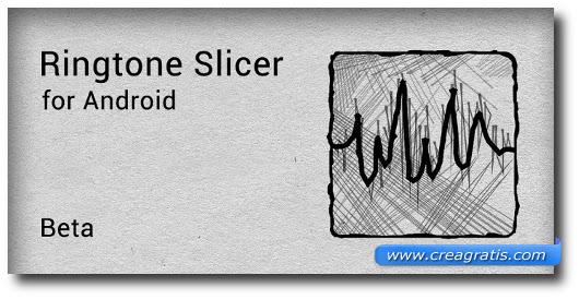 Immagine dell'applicazione Ringtone Slicer
