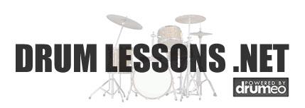 Immagine del sito Drum Lessons