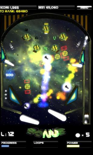 Immagine del gioco Hyperspace Pinball per Android