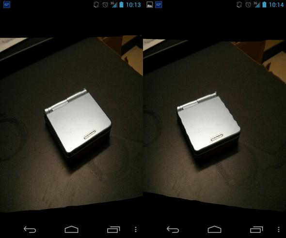 Immagine dell'applicazione 3D Camera