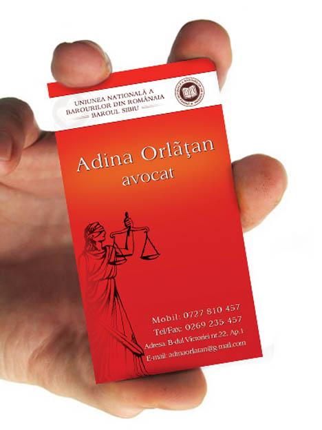 Biglietto da Visita Avvocati n.8