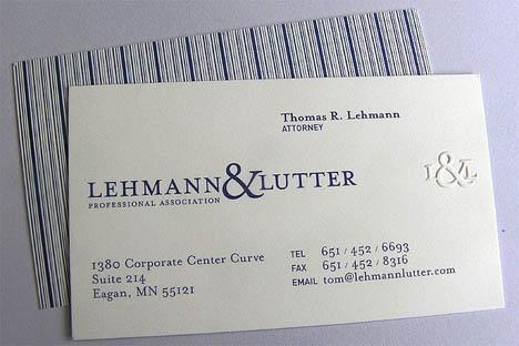 Biglietto da Visita Avvocati n.19