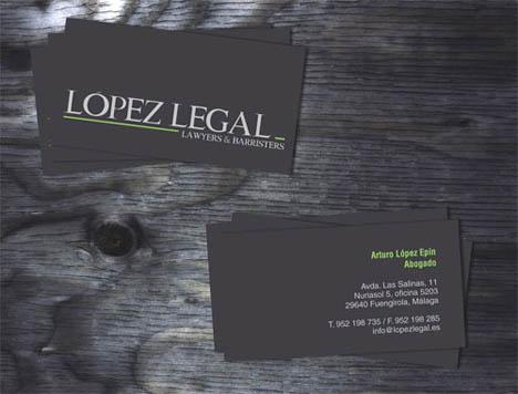 Biglietto da Visita Avvocati n.20