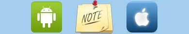 Le migliori applicazioni per prendere appunti e note su smartphone
