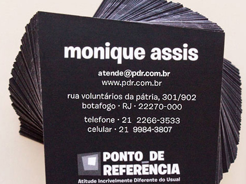Biglietto da visita Brazilian Business Cards