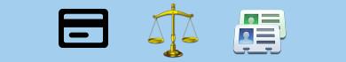 Biglietti da visita per avvocati: 25 esempi a cui ispirarsi