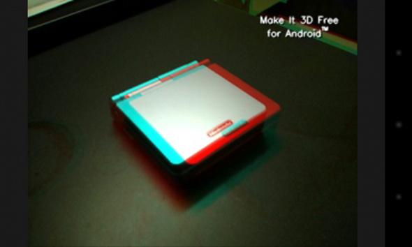 Immagine dell'applicazione Make it 3D