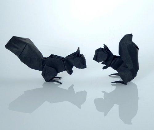 Immagine dell'origami Cip e Ciop