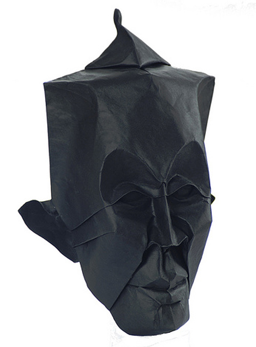 Immagine dell'origami La testa