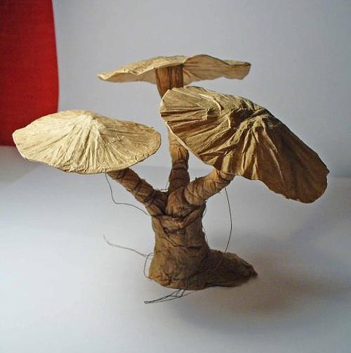 Immagine dell'origami Funghi