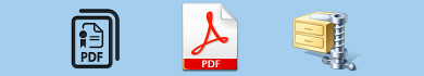Software per diminuire le dimensioni di file PDF
