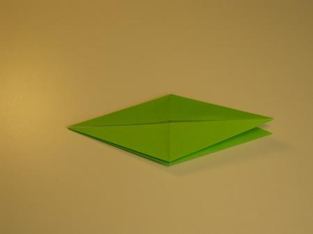 Istruzioni Origami Drago n.1