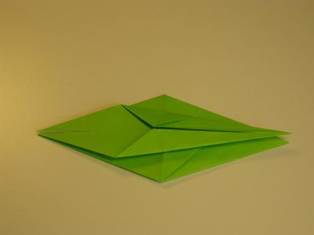 Istruzioni Origami Drago n.2