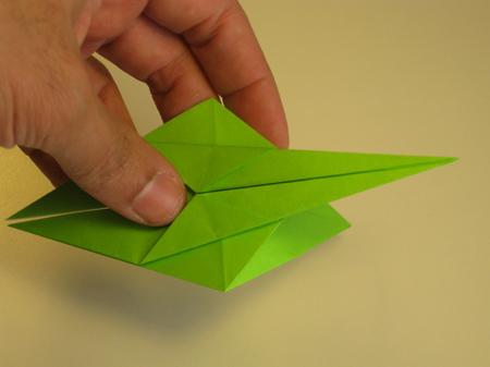 Istruzioni Origami Drago n.3