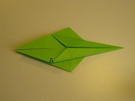 Istruzioni Origami Drago n.4