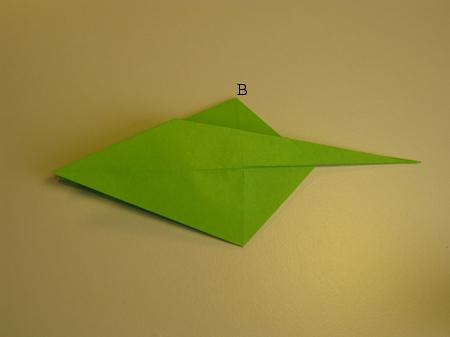 Istruzioni Origami Drago n.5