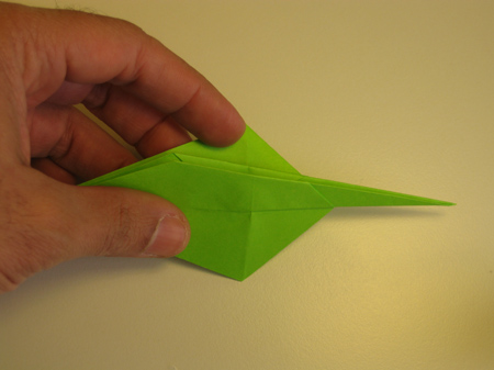 Istruzioni Origami Drago n.6