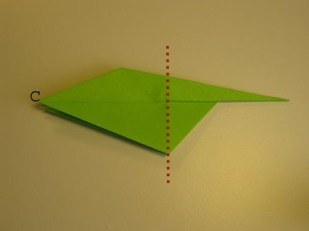Istruzioni Origami Drago n.7