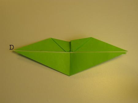 Istruzioni Origami Drago n.8