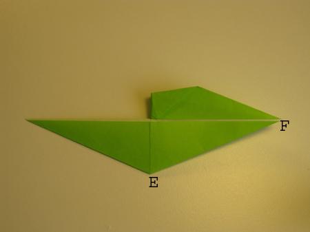 Istruzioni Origami Drago n.9