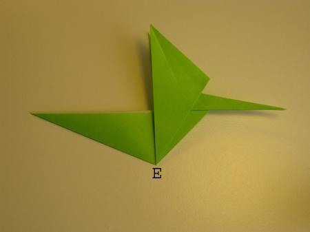Istruzioni Origami Drago n.11
