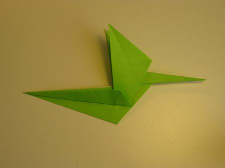 Istruzioni Origami Drago n.12