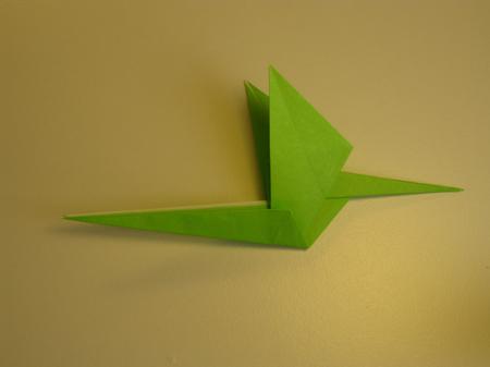 Istruzioni Origami Drago n.13