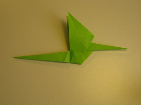 Istruzioni Origami Drago n.14