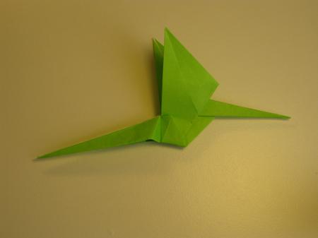 Istruzioni Origami Drago n.15