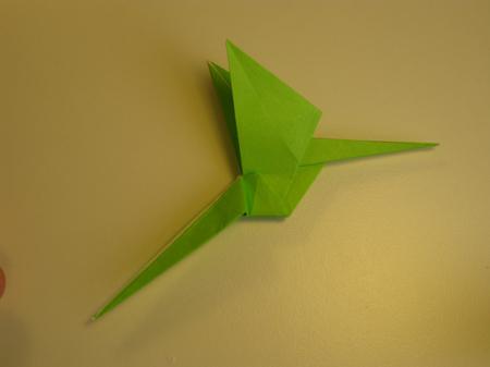 Istruzioni Origami Drago n.16