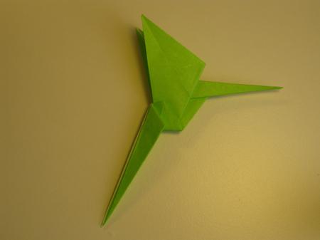 Istruzioni Origami Drago n.17