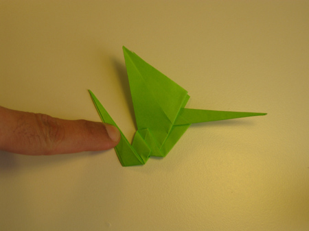 Istruzioni Origami Drago n.18