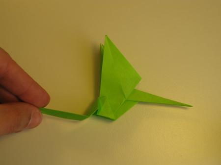 Istruzioni Origami Drago n.19