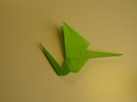 Istruzioni Origami Drago n.20