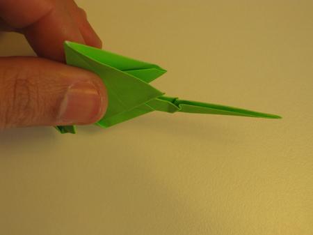 Istruzioni Origami Drago n.27