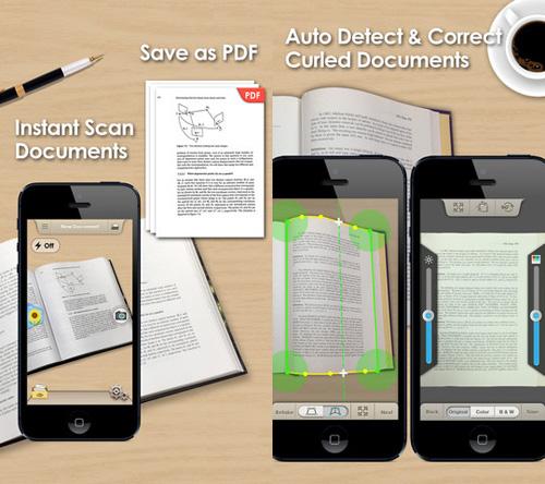 Immagine dell'applicazione Doc Scan