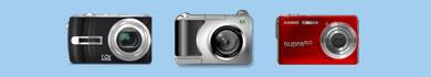 Le migliori fotocamere digitali compatte del 2014