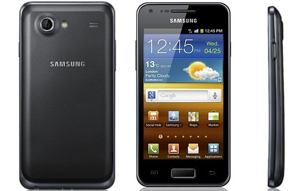 Immagine dello smartphone Samsung Galaxy S Advance
