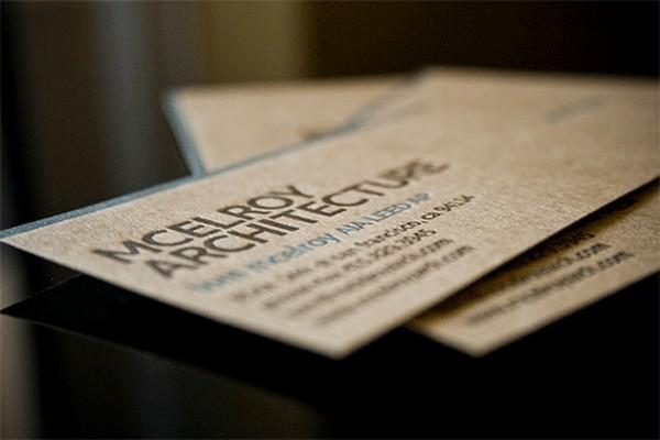 Biglietto da Visita Architetti Geometri n.18