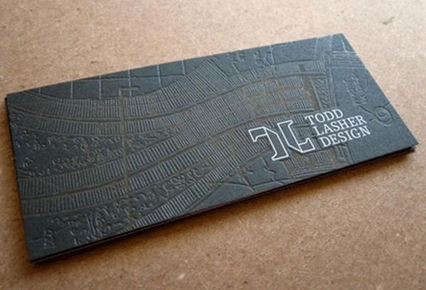 Biglietto da Visita Architetti Geometri n.5