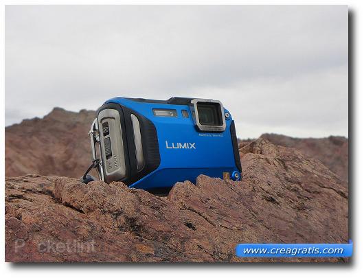 Immagine della fotocamera compatta Panasonic Lumix FT5