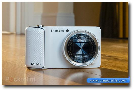 Immagine della fotocamere compatta Samsung Galaxy Camera (EK-GC100)