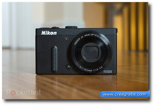 Immagine della fotocamere compatta Nikon Coolpix P330