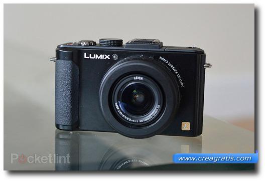 Immagine della fotocamera compatta Panasonic Lumix LX7