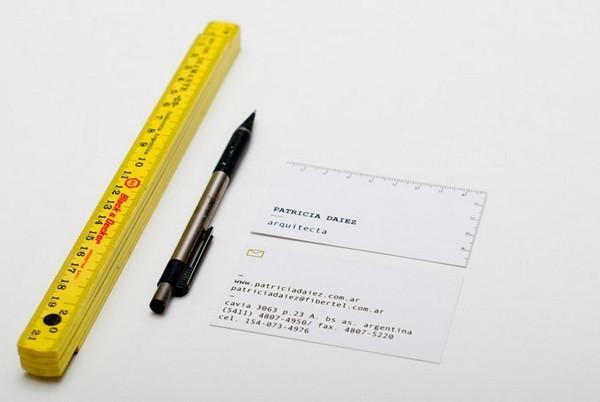 Biglietto da Visita Architetti Geometri n.27