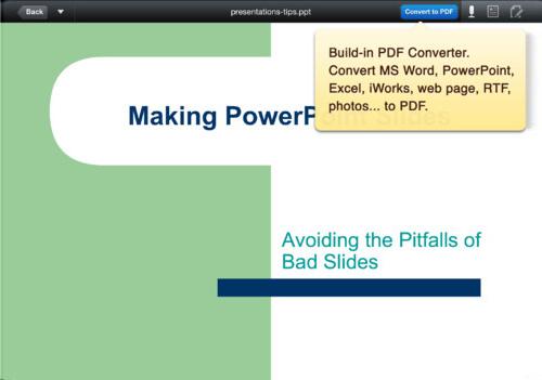 Immagine dell'applicazione DocAs Lite