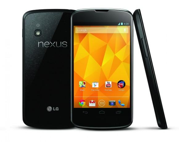 Immagine dello smartphone Nexus 4