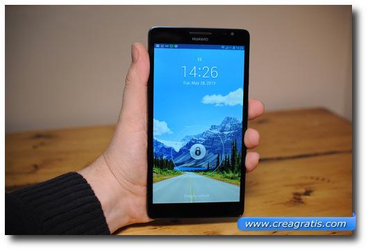 Immagine dello smartphone Huawei Ascend Mate
