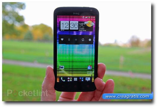 Immagine dello smartphone HTC One X+